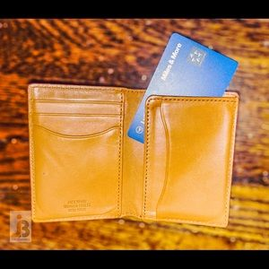 Jack Spade bifold wallet perfectly used